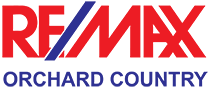 RE/MAX Orchard Country Logo